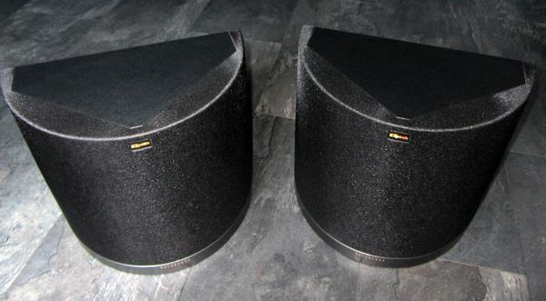 klipsch rs 52 ii surround lautsprecher 400 watt schwarz in essen boxen lautsprecher. Black Bedroom Furniture Sets. Home Design Ideas