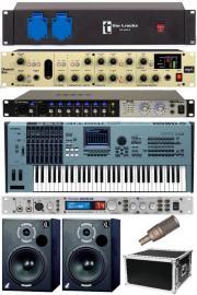 Komplettes Home Recording