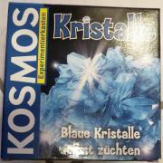 Kosmos- Blaue Kristalle