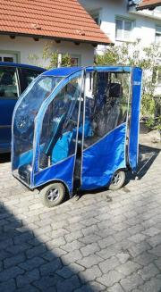 Krankenfahrstuhl Elektromobil 12