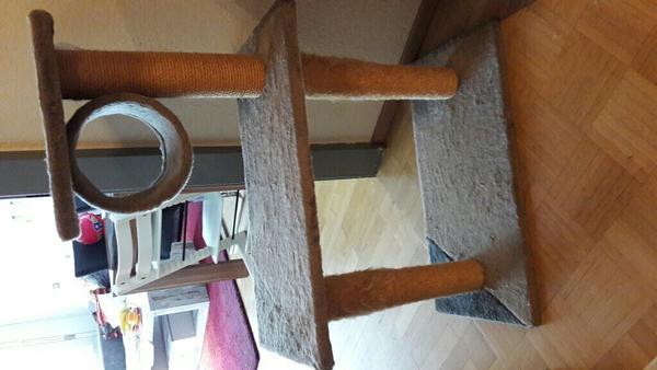 kratzbaum in dornbirn zubeh r f r haustiere kaufen und verkaufen ber private kleinanzeigen. Black Bedroom Furniture Sets. Home Design Ideas