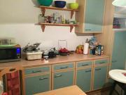 Küche. Bis Samstag