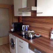 Küche-Einbauküche der