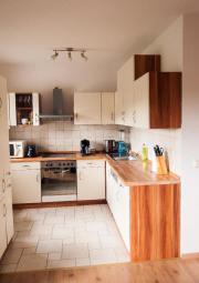 Küche Gepflegte Küche