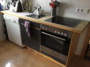 Küche inklusive Elektrogeräte