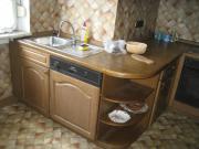 Küche Küchenschrank Kühlschrank
