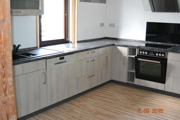 Kuche marmor softclose wie neu in karlsruhe for Drehkarussell küche