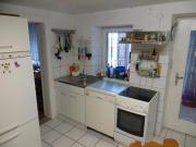 Küche weiß komplett