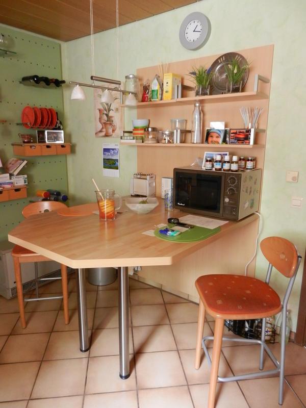 k chentisch regal essecke marke nobilia in mauer speisezimmer essecken kaufen und verkaufen. Black Bedroom Furniture Sets. Home Design Ideas