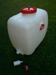 Kunststoff-Fass (150l)