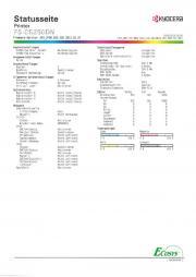 Kyocera FS-C5250DN,