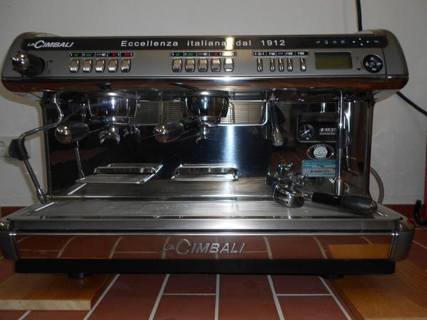 la cimbali m39 dosatron kaffeemaschine in ludwigsburg. Black Bedroom Furniture Sets. Home Design Ideas