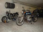 Lagerraum oder Garage
