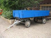 Landwirtschaftlicher Traktor Anhänger