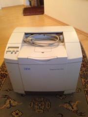 Laserdrucker , IBM Infoprint