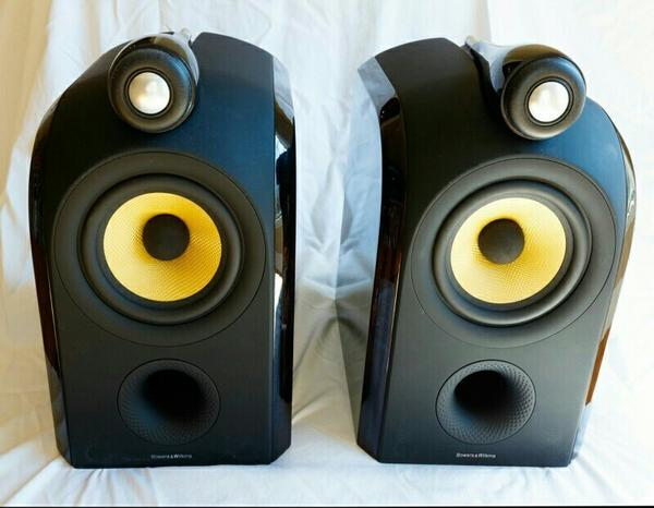 lautsprecher b w bowers wilkins pm1 stereo in. Black Bedroom Furniture Sets. Home Design Ideas
