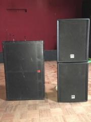 Lautsprecher,Baßboxen,DJ/