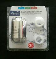 LED Brause Aufsatz /