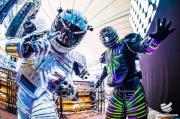 Led Robot Show -