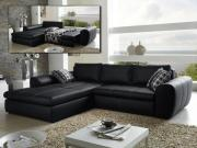 Ledersofa Couch L