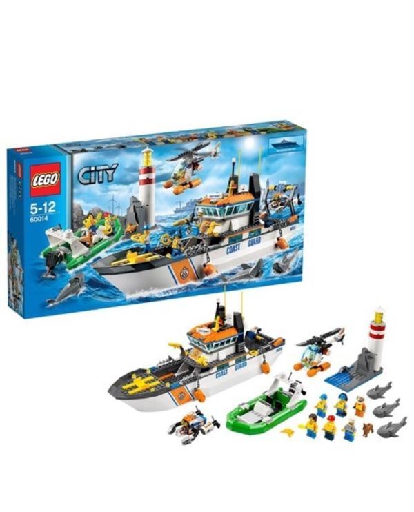 Lego 60014 Küstenwache » Spielzeug: Lego, Playmobil