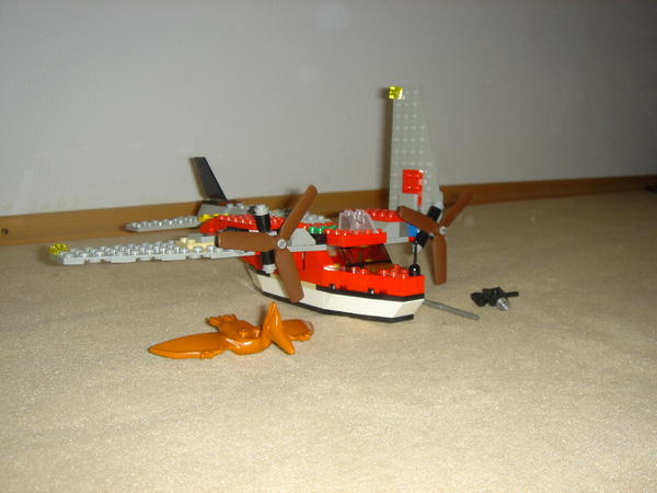 Lego abenteuerflugzeug in münchen spielzeug