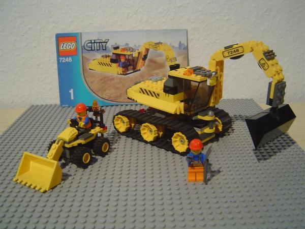 lego city 7248 und 7246 in weilheim spielzeug lego playmobil kaufen und verkaufen ber. Black Bedroom Furniture Sets. Home Design Ideas