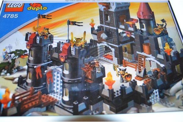 Lego duplo ritterburg in münchen kaufen und