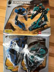 Lego Technic Bionicle,