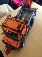 Lego Technik Unimog