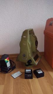 Leica Tachymeter TCA1800L, 1````, ATR, Laserlot, EGL inkl. Ladegarät GKL23 Leica TCA1800L der Firma Leica in einem guten voll funktionstüchtigen Zustand. Dieses Gerät wurde bis heute von uns genutzt und hat keinerlei ... 2.250,- D-71069Sindelfingen Darmsh - Leica Tachymeter TCA1800L, 1````, ATR, Laserlot, EGL inkl. Ladegarät GKL23 Leica TCA1800L der Firma Leica in einem guten voll funktionstüchtigen Zustand. Dieses Gerät wurde bis heute von uns genutzt und hat keinerlei