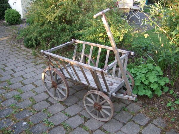 Leiterwagen in herrenberg sonstiges f r den garten for Garten q gebraucht