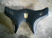 Lenkerblech mit Emblem