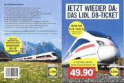 Lidl Bahnticket - 2
