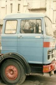 LKW kubisch Mercedes