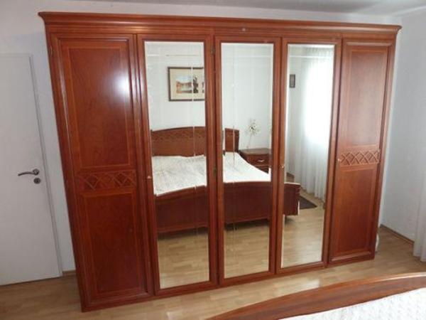 Luxus Design Komplett Schlafzimmer Klassische Stilmöbel Italien in ...