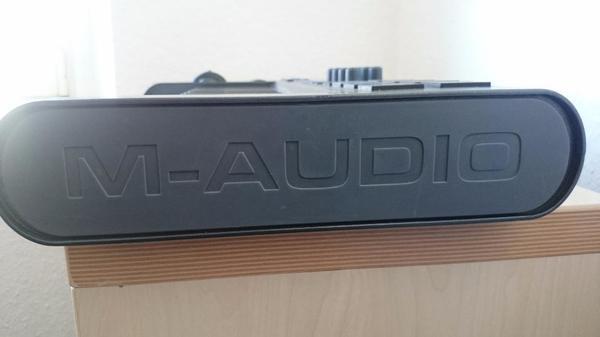 M- Audio Axiom 25 usb/keyboard gebraucht kaufen  90459 Nürnberg