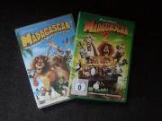 Madagascar DVDs