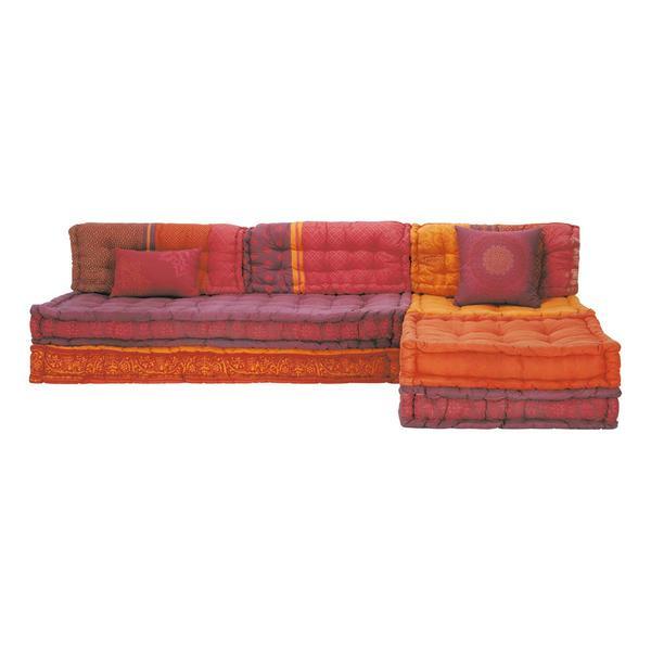 Sofa mit sitzkissen raum und m beldesign inspiration for Sofa foto