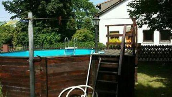 holzpool gebraucht schwimmbad und saunen. Black Bedroom Furniture Sets. Home Design Ideas