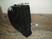 Mauerkasten Rollladengurt schwarz
