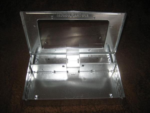 mausefalle aus metall m use lebendfalle neu in. Black Bedroom Furniture Sets. Home Design Ideas