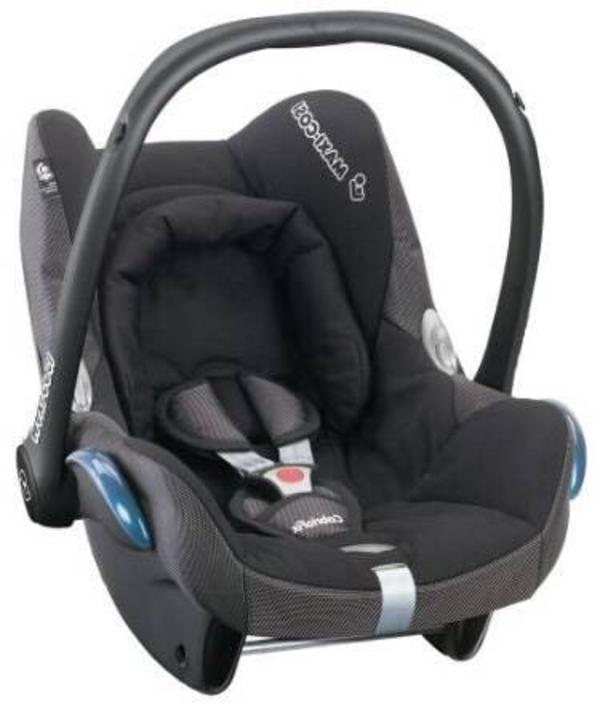 Maxi Cosi Cabriofix Schwarz : 2014 kleinanzeigen baby kinderartikel ~ Watch28wear.com Haus und Dekorationen