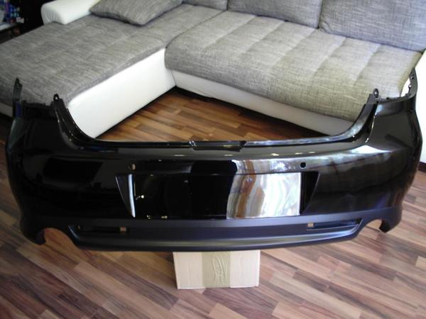 mazda6 original stossstange hinten mazda6 original rear. Black Bedroom Furniture Sets. Home Design Ideas
