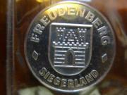 Medaille Freudenberg in