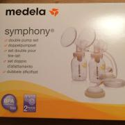 Medela Symphony Pumpset
