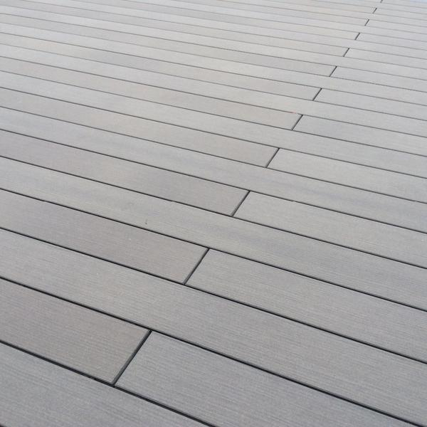 megawood terrassendiele wpc premium jumbo basaltgrau in. Black Bedroom Furniture Sets. Home Design Ideas
