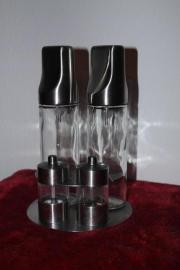 salz pfeffer menage kaufen gebraucht und g nstig. Black Bedroom Furniture Sets. Home Design Ideas