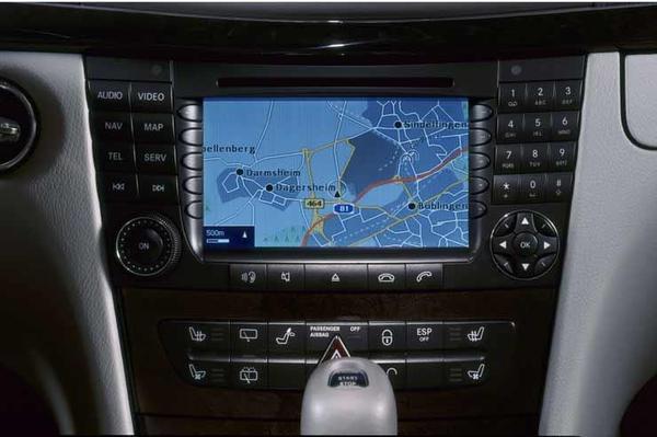Interface Aux Pour Mercedes Classe C  Cdi