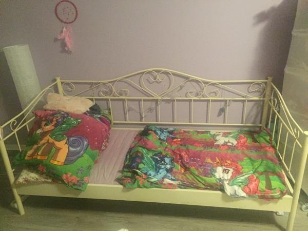 metallbett 90x200 kleinanzeigen familie haus garten. Black Bedroom Furniture Sets. Home Design Ideas